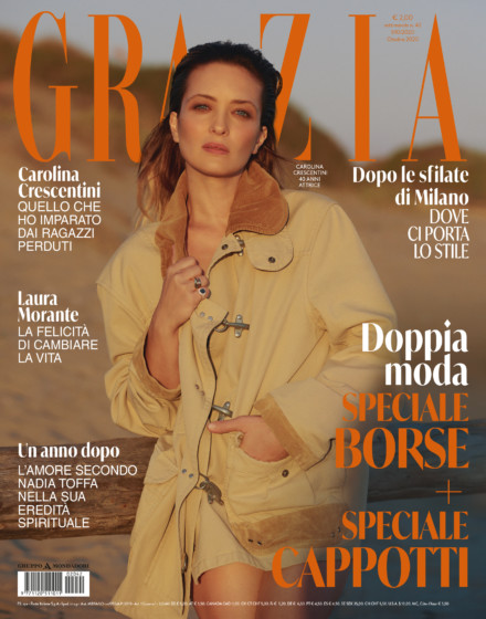 CAROLINA CRESCENTINI SU GRAZIA
