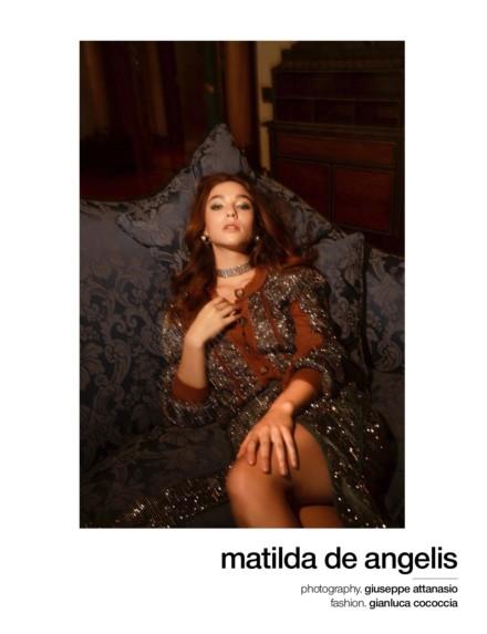 MATILDA DE ANGELIS SU SCHÖN MAGAZINE
