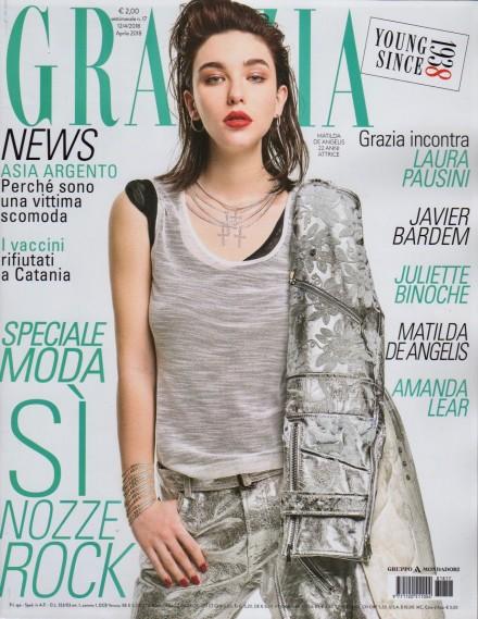 MATILDA DE ANGELIS SU GRAZIA