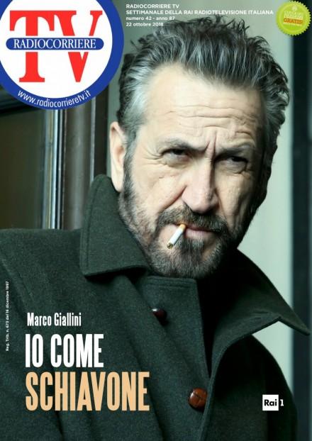MARCO GIALLINI SU RADIOCORRIERE TV