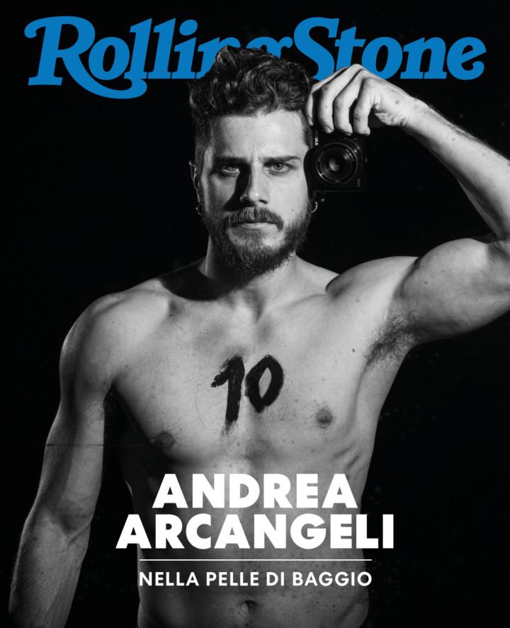 ANDREA ARCANGELI SU ROLLING STONE