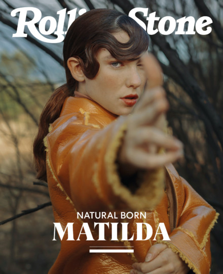 MATILDA DE ANGELIS SU ROLLING STONE