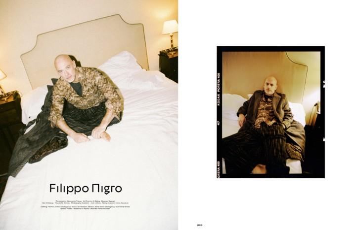 FILIPPO NIGRO SU THE NEW ORDER