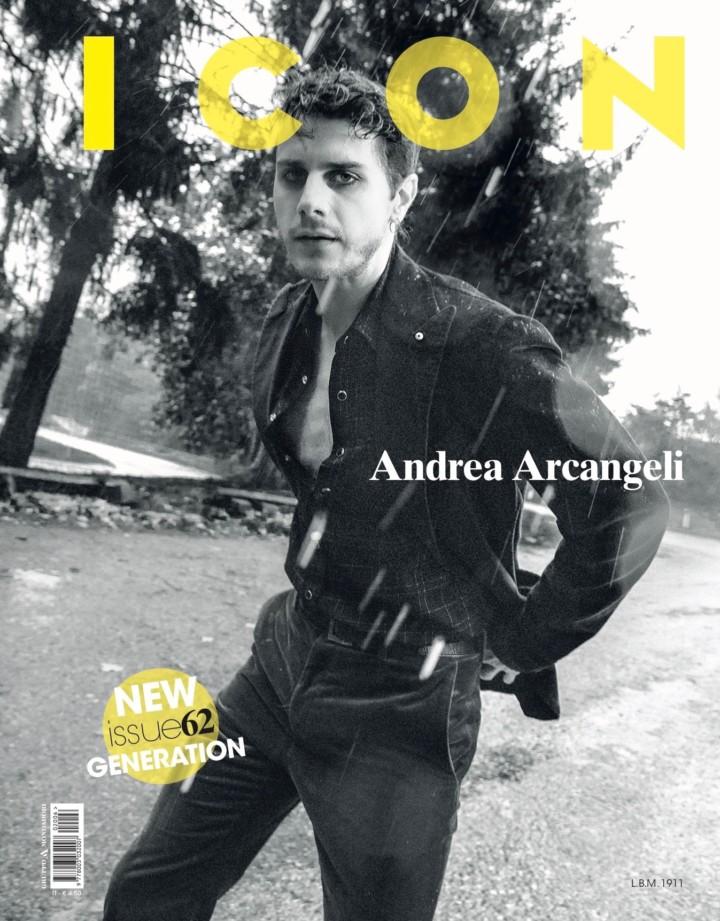 ANDREA ARCANGELI SU ICON