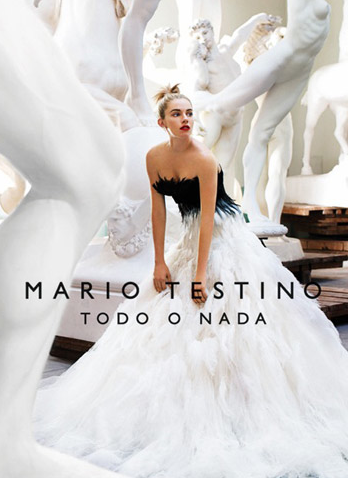 OPENING MOSTRA 'TODO O NADA' DI MARIO TESTINO