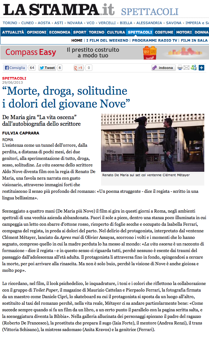 LaStampa.it LVO1