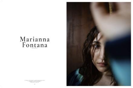 MARIANNA FONTANA SU HER