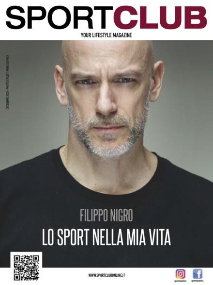 FILIPPO NIGRO SU SPORT CLUB