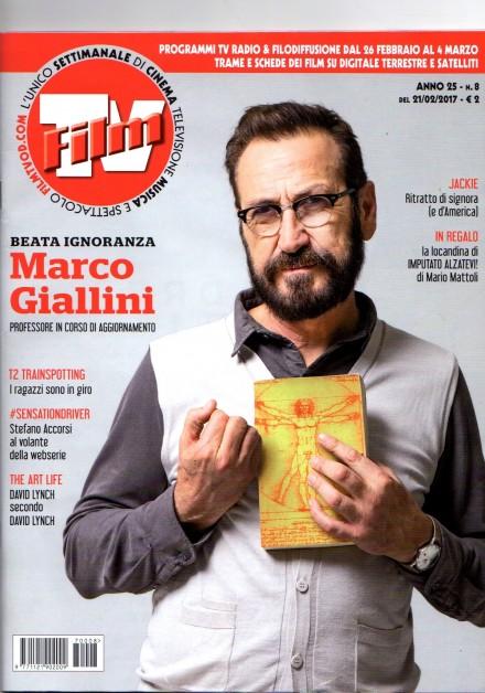 MARCO GIALLINI SU FILM TV