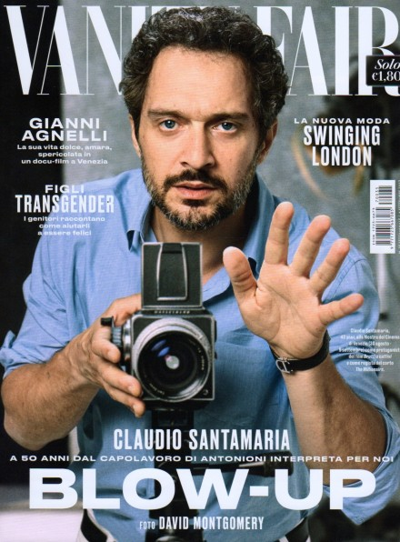 CLAUDIO SANTAMARIA SU VANITY FAIR