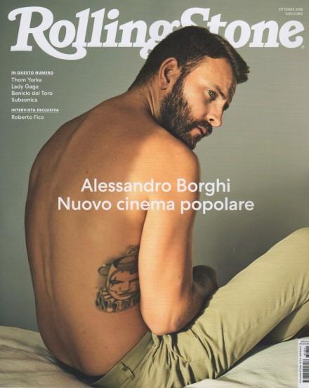 ALESSANDRO BORGHI SU ROLLING STONE