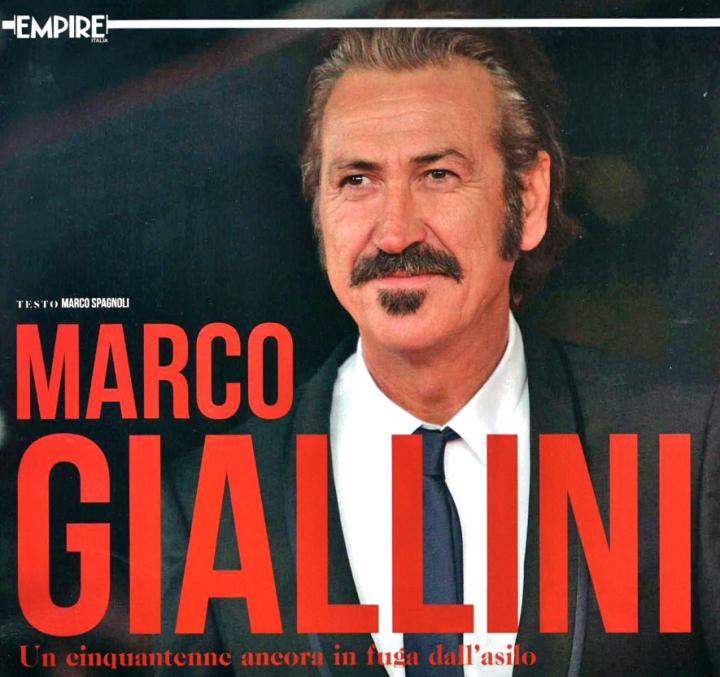 MARCO GIALLINI SU EMPIRE
