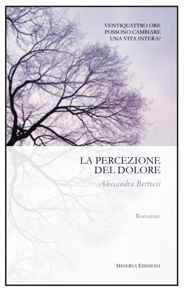 """Alessandra Bertocci presenta a Roma il suo libro """"La percezione del dolore"""""""