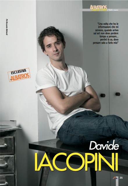 DAVIDE IACOPINI SU ALBATROS