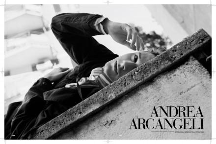ANDREA ARCANGELI SU THE NEW ORDER