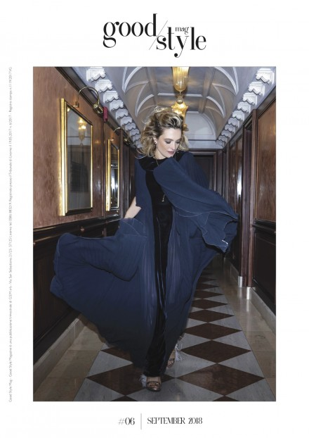 CAROLINA CRESCENTINI SU GOOD STYLE MAGAZINE