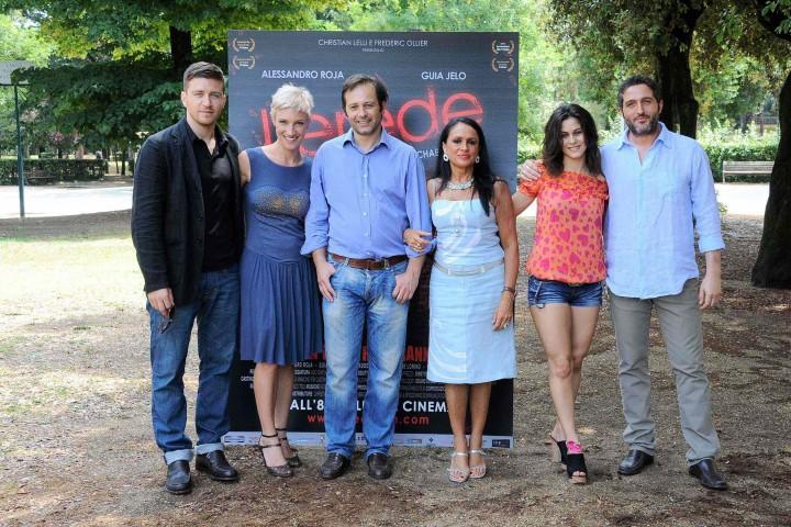 """PRESENTAZIONE ALLA STAMPA DEL FILM """"L'EREDE"""" CON ALESSANDRO ROJA"""