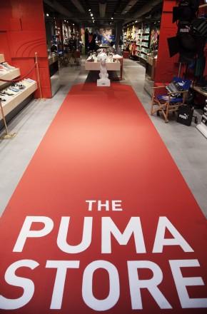 RESTYLING PUMA STORE