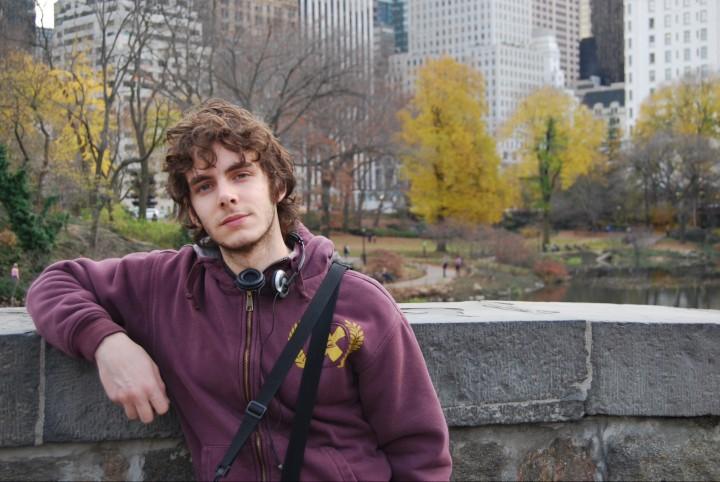 ALESSANDRO SPERDUTI A NEW YORK