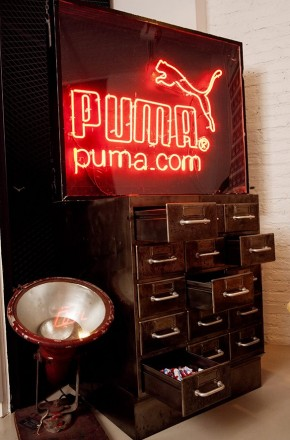 OPENING PUMA SHOWROOM @Woolcan